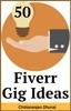 50 Fiverr Gig Ideas