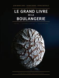 Le Grand Livre de la Boulangerie La couverture du livre martien