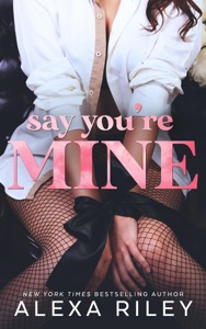 Say You're Mine Book Cover