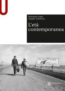 L'ETA'CONTEMPORANEA - Edizione digitale Libro Cover