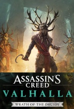 ASSASSIN'S CREED VALHALLA: WRATH OF THE DRUIDS DLC