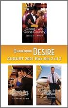 Harlequin Desire August 2021 - Box 2 Of 2