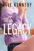 Elle Kennedy - The Legacy artwork