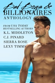 Bad Boys & Billionaires Anthology PDF Download
