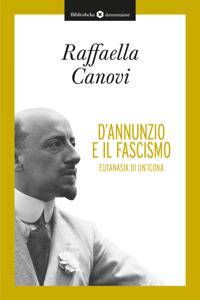 D'Annunzio e il fascismo Copertina del libro