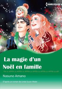 La Magie D'un Noël En Famille Couverture de livre