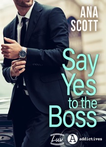Say Yes to the Boss Book Cover