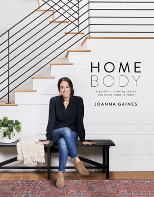 Homebody - Joanna Gaines book