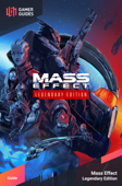 Mass Effect 1 Legendary Edition - Strategy Guide Book Cover