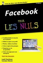 Facebook pour les Nuls, 4ème édition
