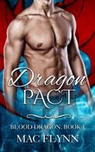 Dragon Pact: Blood Dragon #1 (Vampire Dragon Shifter Romance)