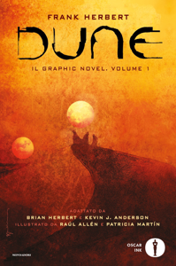 Dune: il graphic novel Book Cover