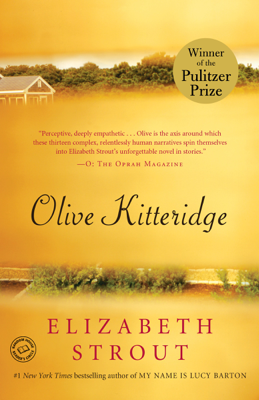 Elizabeth Strout - Olive Kitteridge book