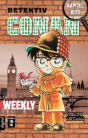 Download and Read Online Detektiv Conan Weekly Kapitel 1076