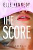 Elle Kennedy - The Score kunstwerk