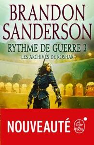 Rythme de guerre, Volume 2 (Les Archives de Roshar, Tome 4) Book Cover