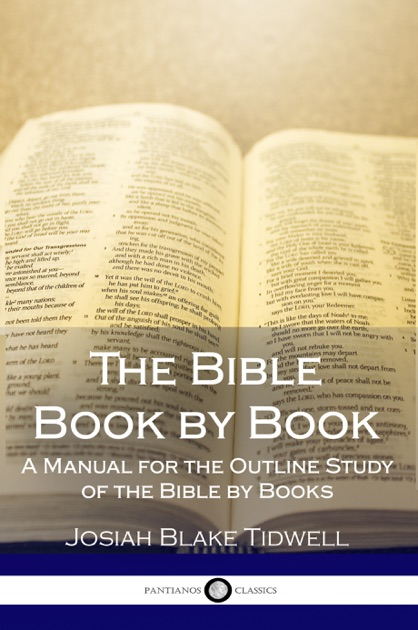 josiah blake tidwellの the bible book by book をapple booksで