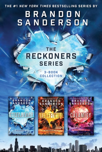 Brandon Sanderson - The Reckoners Series