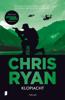 Chris Ryan - Klopjacht kunstwerk