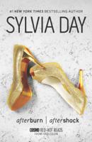 Sylvia Day - Afterburn & Aftershock artwork
