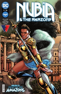 Nubia & the Amazons (2021-) #1