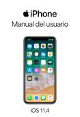Manual del usuario del iPhone para iOS 11.4