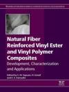 Natural Fiber Reinforced Vinyl Ester And Vinyl Polymer Composites