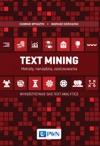 Text Mining Metody Narzdzia I Zastosowania