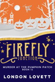 Murder at the Pumpkin Patch Book Cover