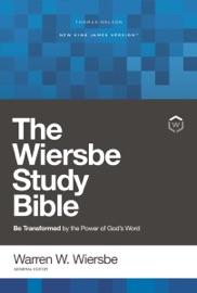 NKJV, WIERSBE STUDY BIBLE, RED LETTER EDITION, EBOOK