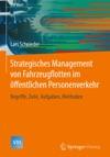 Strategisches Management Von Fahrzeugflotten Im Ffentlichen Personenverkehr
