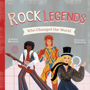 Rock Legends Who Changed the World