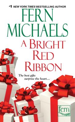 A Bright Red Ribbon - Fern Michaels book