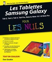 Tablettes Samsung Galaxy Tab Pour Les Nuls, Nouvelle édition