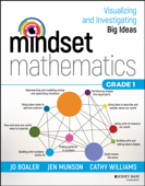 Download and Read Online Mindset Mathematics: Visualizing and Investigating Big Ideas, Grade 1
