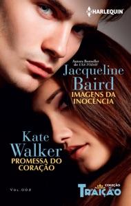 Imagens da Inocência & Promessa do Coração Book Cover