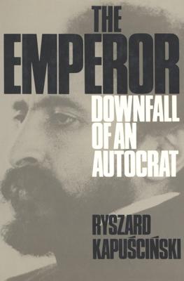 The Emperor - Ryszard Kapuscinski book