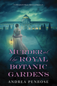Murder at the Royal Botanic Gardens Book Cover