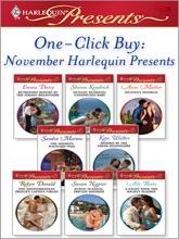 One-Click Buy: November Harlequin Presents