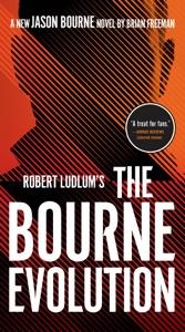 Robert Ludlum's The Bourne Evolution Book Cover