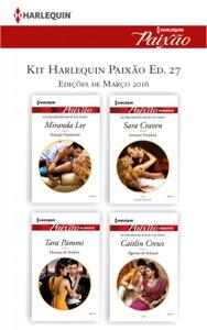 Kit Harlequin Harlequin Jessica Especial Mar.16 - Ed.27 Book Cover