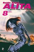 Battle Angel Alita - Gunnm Hyper Future Vision vol. 08 Book Cover
