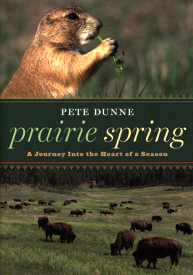 Prairie Spring - Pete Dunne book