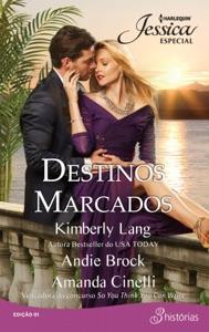 Destinos Marcados Book Cover