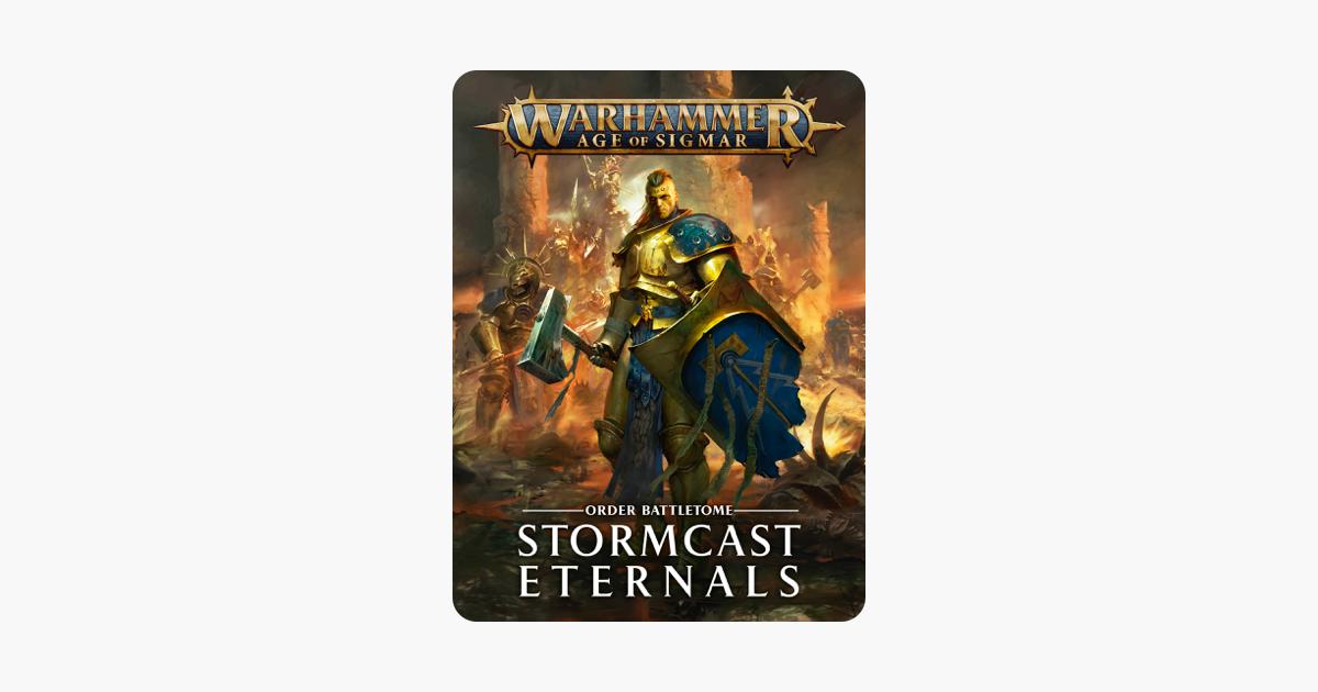 Battletome: Stormcast Eternals - Games Workshop