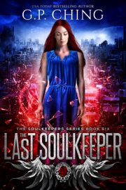 The Last Soulkeeper book