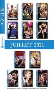 Pack mensuel Azur : 11 romans + 1 gratuit (Juillet 2021) Book Cover