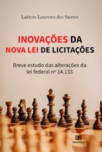 Inovações da nova lei de licitações Book Cover