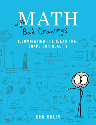 Math with Bad Drawings - Ben Orlin book