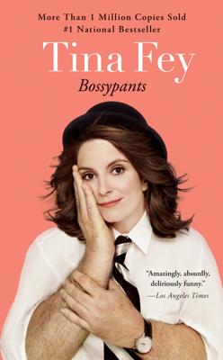 Bossypants - Tina Fey book